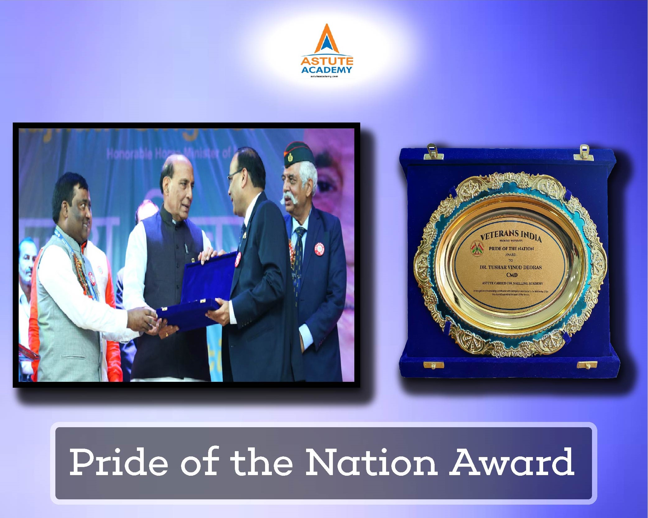 Pride of The Nation Award