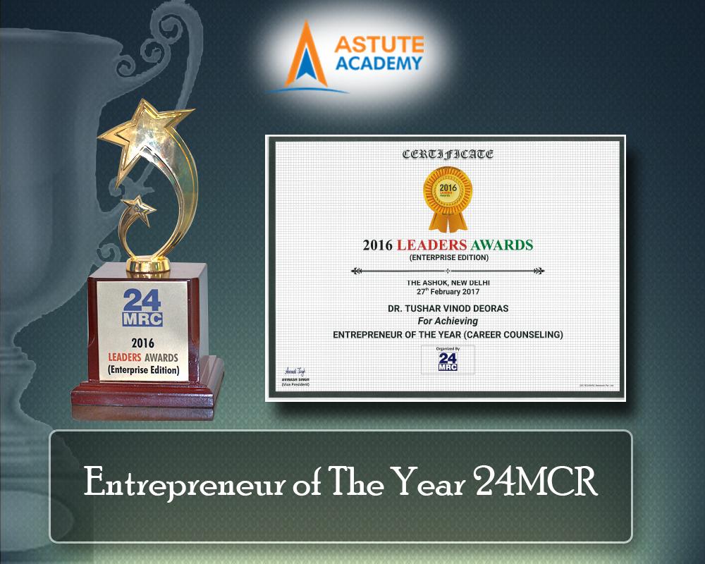 Entrepreneur of The Year 24MCR